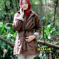Jaket Parka Canvas Original
