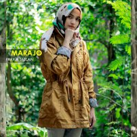Jaket Parka Taslan Woman Clothing