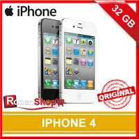 Apple iPhone 4 32GB Garansi 1 Thn Original 100%