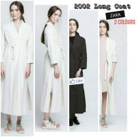 LONG COAT ZARA 2002