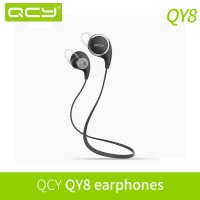 [QCY] Bluetooth 4.0 Sport Wireless stereo lightweight earphone QY8 / streo earset headset headphone