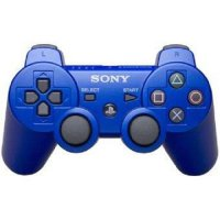 Sony Playstation 3 Stick Original Ref Biru