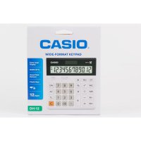 Kalkulator Casio DH-12 (Black,White)