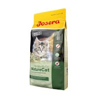 Josera Cat Naturecat a Grainfree Poultry and Salmon Makanan Hewan [10 kg]