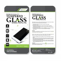 Anti Gores / Tempered Glass / Screen Guard For Samsung J1 ACE ( FREE LAMPU )