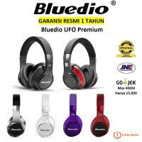 Bluedio Ufo Premium Wireless Bluetooth Headset High End Headphones