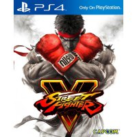 (Terbatas) [PS-4] Street Fighter V