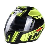 INK #2 CL1 2V AS SUPER FLUO Helm Full Face - Yellow Fluo Black