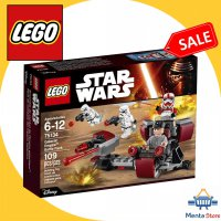 LEGO Star Wars # 75134 Galatic Empire Battle Pack Starwars Mainan Mini