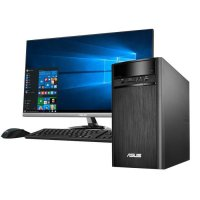 (Termurah) PC ASUS K31AD-ID008T + VS197DE - 18.5 Monitor, i3-4170, 2GB, 500GB