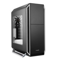 (Termurah) Gaming Case CPU be quiet! SILENT BASE 800 Black/Silver/Red Side Window