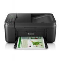 (Termurah) Printer Infus Canon all-in-one + fax MX497 + INFUS BOX HITAM RAPIH