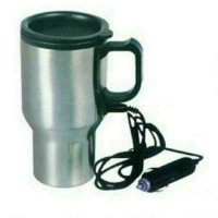 Heated Travel Mug / Termos Colok Port Mobil