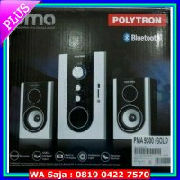 (Speaker) Speaker Aktif Multimedia POLYTRON PMA 9300 Bluetooth