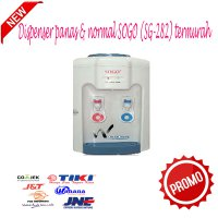 Dispenser panas & normal SOGO (SG-282) termurah
