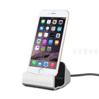 [globalbuy] IOS Desktop Docking Station Charger for iPhone SE 5S 5C 5 6 6S Plus ipod touch/5171934