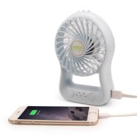 (Termurah) Fan / Kipas Portable Mini Vivan Robot RT-BF03 - Mini Fan + Power Bank