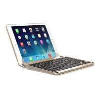 [macyskorea] BrydgeMini Bluetooth Backlit Aluminum Keyboard for iPad mini 1, 2 & 3 - Gold/17883053