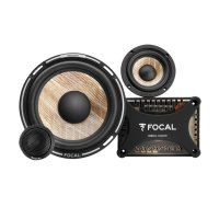 Focal Audio PS 165F3 3 way Komponen Speaker Mobil
