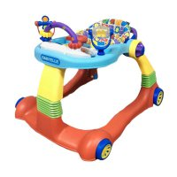 Babyelle 0188 Baby Walker [2 in 1] - Blue