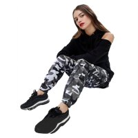 KFashion Christy Celana Jogger Wanita Motif Army