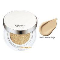 LANEIGE SINGLE BB CUSHION WHITENING COMPACT SET SPF50/PA++