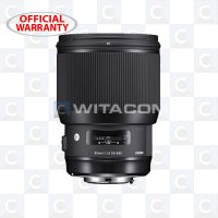 Sigma 85mm f/1.4 DG HSM (A) for Canon