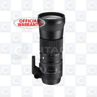 Sigma 150-600mm f/5-6.3 DG OS HSM (C) for Canon
