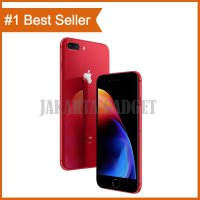 Apple iPhone 8 Plus 64GB / IP 8+ 64 GB - Red Edition - Garansi Resmi Apple