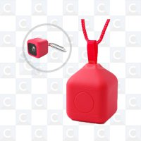 Polaroid CUBE Pendant Mount - Red