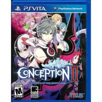 [Sony PS Vita] Conception II: Children of the Seven Stars