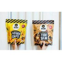 Irvins Salted Egg Fish Skin/Potato Chips 230gr