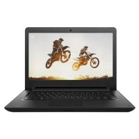 (Termurah) Laptop Lenovo IdeaPad IP110-14IBR BLACK - N3160, 2gb,14 Inch, 500GB