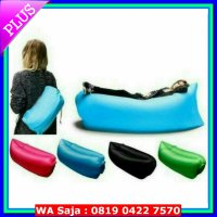 #Outdoor Sport SALE !!! LAZY BAG LAMZAQ LAY BAG AIR BED SOFA ANGIN