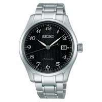 R.E.A.D.Y Seiko Presage SARX039 Automatic Stainless Steel Black Dial