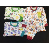 Velvet Junior 3 Set Setelan Oblong Panjang & Celana Pan