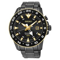(Star Product) Seiko SUN026P1 Sportura Kinetic GMT Function