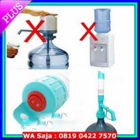 (Best Seller) pompa galon air minum elektrik baterai / water dispenser electric pump