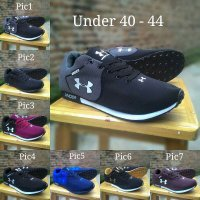 Sepatu Under Armour Men joging santai main sekolah yes!!!!!!!!!!!!!!!