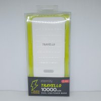 Power bank Travello Eternity 10000mAh Dual USB Quick Charge 2.4A original