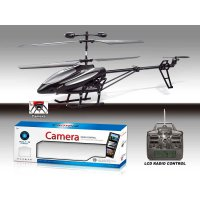 HeliCam Drone AK6805 Helicopter Camera HD Body Metal Alloy 3.5Ch - Big Size
