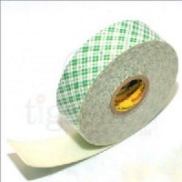 3M 4032 Mounting Tape / Double Coated Urethane Foam Tape, tebal: 0.8mm, size: 12 mm x 4.5 m