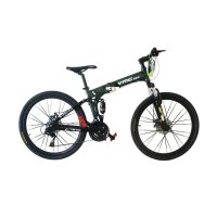 Vivacycle VMC 665 Folding Bike Sepeda Gunung Lipat MTB 21 Speed