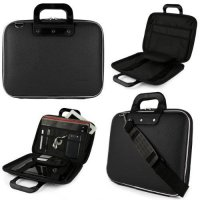 [poledit] SumacLife Cady Lenovo Ideapad 100S & Chromebook 11.6-inch Laptop Briefcase Bag/13314597