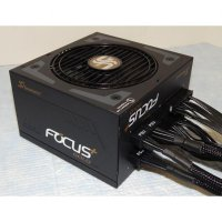 (Termurah) PSU Seasonic Focus Plus Gold FX-650 - 650W Full Modular 80+ Original