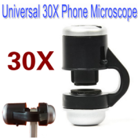 Microscope 30x zoom Universal Mobile Phone Camera Lens mikroskop