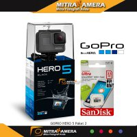 Gopro Hero 5 Black Edition Paket 2