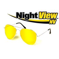 Night View Glasses Kacamata Malam Anti Silau