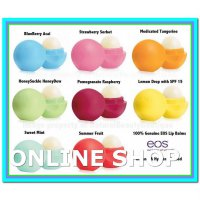 (Bibir) EOS LIPBALM/ LIP BALM / EVOLUTION OF SMOOTH