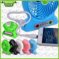 #Kipas Angin Listrik Power Bank Kipas / Kipas Angin Mini Portable / Mini Fan USB Portable